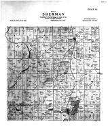 Sherman Township, Adell, Silver Creek, Random Lake, Sheboygan County 1902 Microfilm